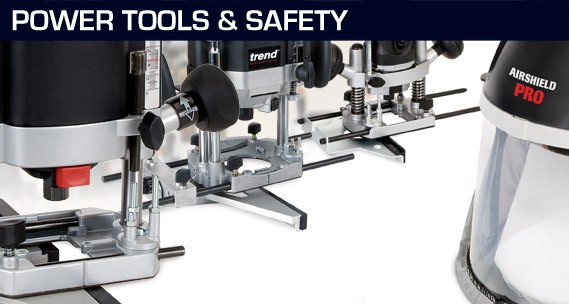 Trend Power Tools and Safety