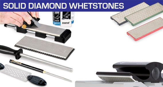 Trend Diamond Sharpening