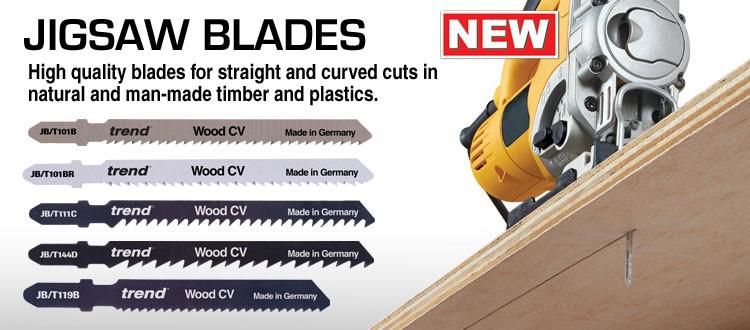 Trend Jigsaw Blades