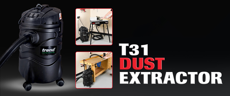 T31A Dust Extractor