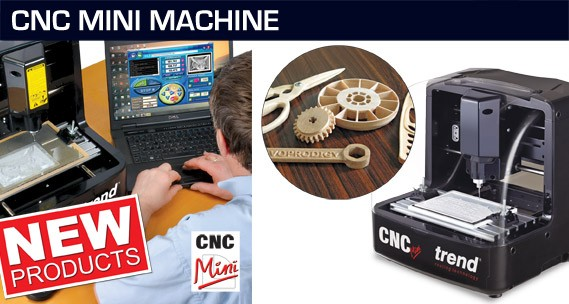 Trend CNC Mini Machining